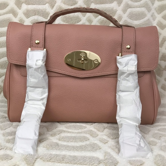 d41dfb995670 Mulberry Alexa bag in Rose Petal color (brand new)